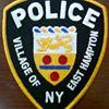 East Hampton Village Police                       https://twitter.com/EHVPD