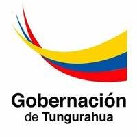 Gobernación de Tungurahua