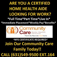 Community Care HHS