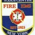 Sodus Center Fire Department
