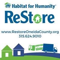 Oneida County Habitat ReStore