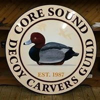 Core Sound Decoy Carvers Guild