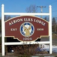 Albion Elks Lodge,  B.P.O.E. #1006