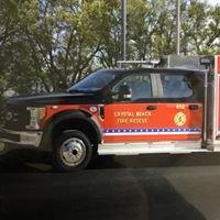Crystal Beach Fire Department