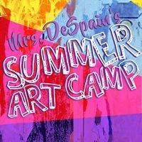 Mrs. DeSpain's Summer Art Camp