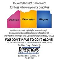 Tri-County Outreach & Information