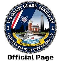 U.S. Coast Guard Auxiliary Flotilla City Island