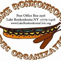 Lake Ronkonkoma Civic Organization