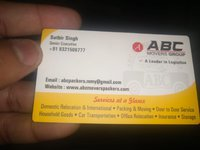 ABC Packers And Movers