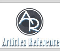 Articles Reference