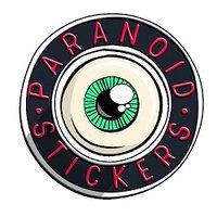 PARANOID STICKERS