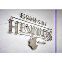 Homes By Hendriks Custom Home Builders