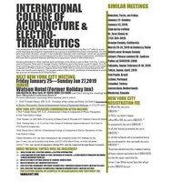 International College of Acupuncture & Electro-Therapeutics
