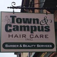 Town & Campus Hair Care