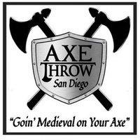Axe Throw San Diego