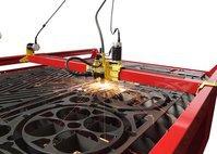 Jaymac CNC Plasma Cutters
