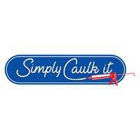 Simply Caulk It