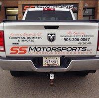 SS Motorsports Inc. Mississauga, ON