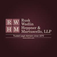 Rusk Wadlin Heppner & Martuscello