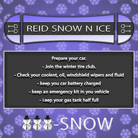 Reid Snow N' Ice Inc