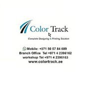 Color Track Advertising Requisites L.L.C (Printing Press)