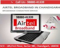 Airtel Broadband Wi-Fi Connection Services In Chandigarh, Mohali