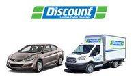 Discount - Location autos et camions Piedmont