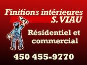 Finitions Intérieures S Viau inc.