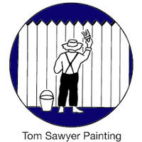 Tom Sawyer Painting