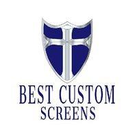 Best Custom Screens Encino