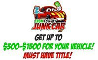Cash For My Junk Car / Top Paying Junk Car Buyer