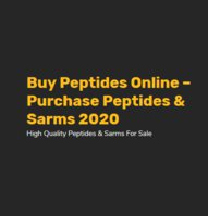 Buy Peptides USA - High Quality Peptides & Sarms For Sale