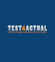 No.1 IT certification dumps provider - test4actual.com