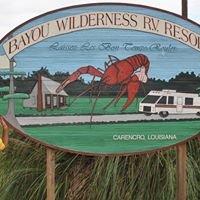 Bayou Wilderness RV Resort