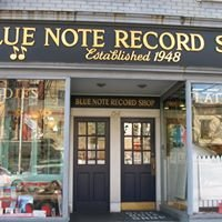 Blue Note Record Shop