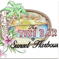 The Tiki Bar at Sunset Harbour