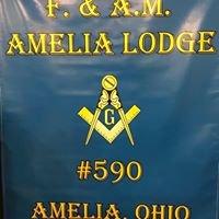 Amelia, Ohio Masonic Lodge #590 F&AM