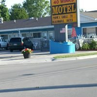 40 Winks Motel