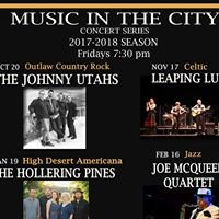 """Music in the City"" Brigham City Fine Arts Concert Series"