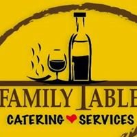 Family Table Catering & Meal Delivery Service