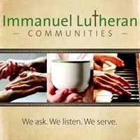 Immanuel Lutheran Communities