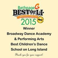 Broadway Dance Academy and Performing Arts