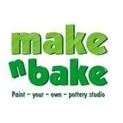 Make N Bake - Paint your own pottery studio & the playarea
