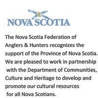 The Nova Scotia Federation of Anglers and Hunters