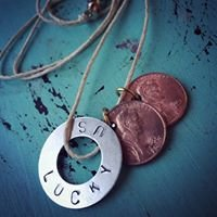 Lucky Us Penny Necklaces