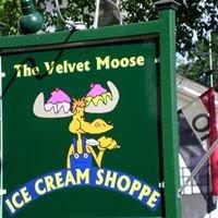 The Velvet Moose Ice Cream Shoppe