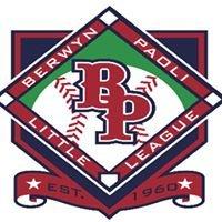 Berwyn-Paoli Area Little League