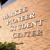 The Markee Pioneer Student Center at UW-Platteville