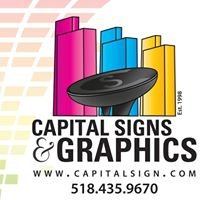 Capital Signs & Graphics Inc