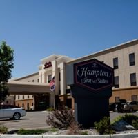 Hampton Inn & Suites-Riverton, WY
